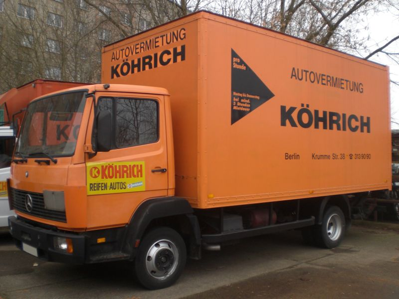 k hrich transporter lkw vermietung fahrzeuge. Black Bedroom Furniture Sets. Home Design Ideas